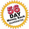 56 Day Money Back Guarantee