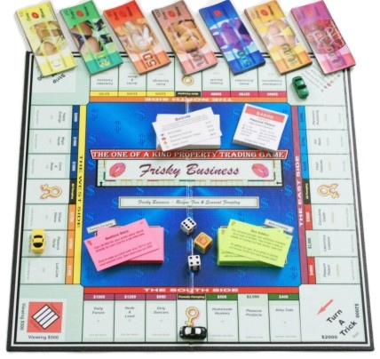 Frisky Business Game